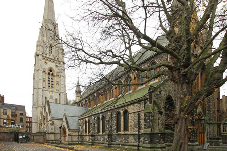 St Mary Abbots Parish Church