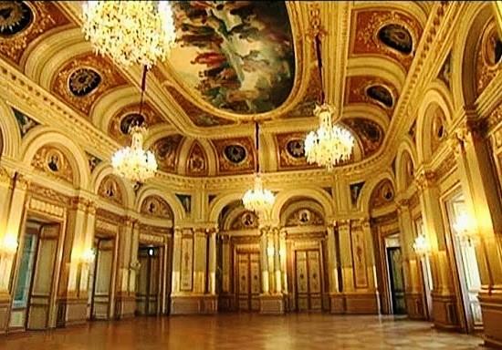 Grand Thêátre Opéra de Bordeaux, Salon Boireau