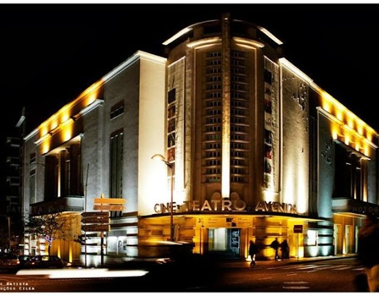 Cineteatro Avenida, Castelo Branco