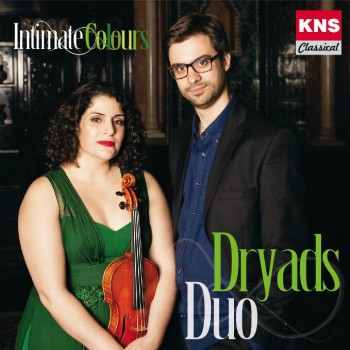 Intimate Colours – New CD Released on November 2016