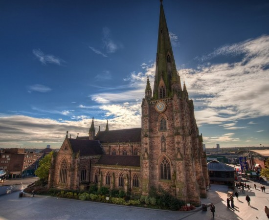St. Martin in the Bull Ring, Birmingham