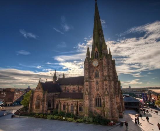 St. Martin in the Bull Ring, Birmingham
